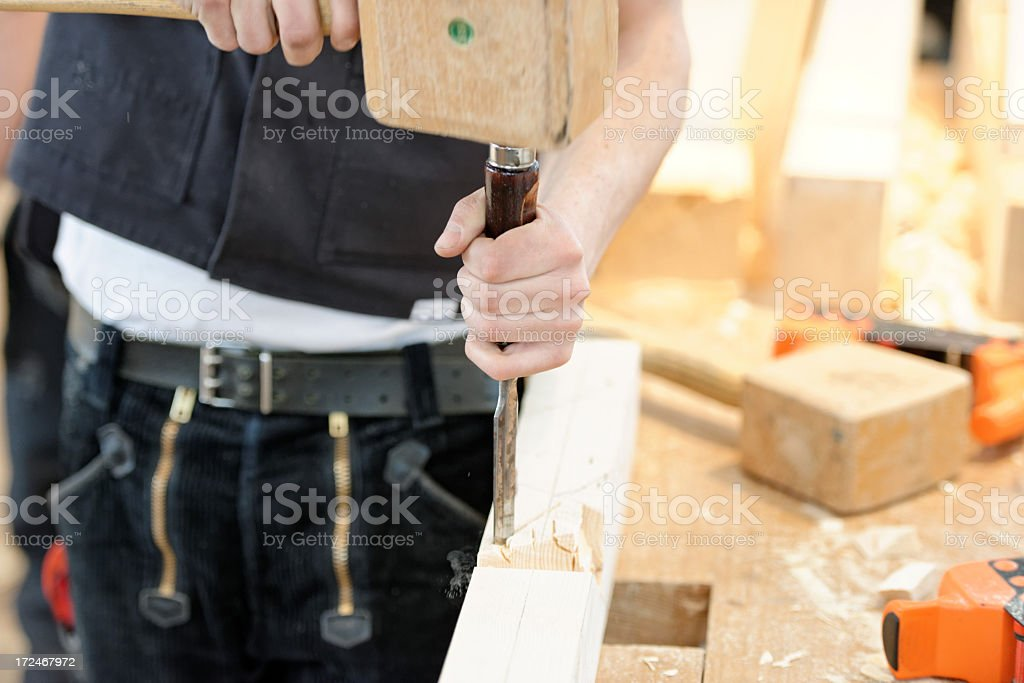 handwork stock photo