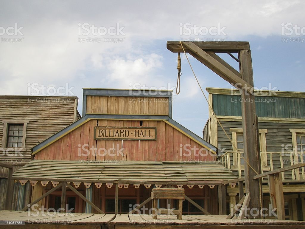 Hang Knot ...:::Far West Series'::.. royalty-free stock photo