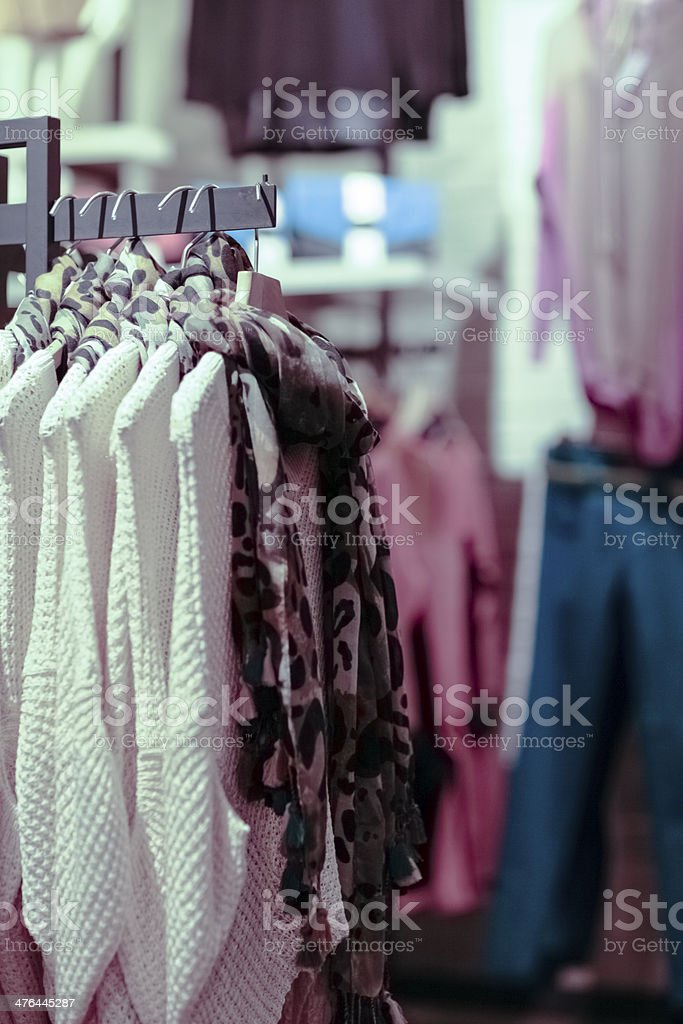hanger couture royalty-free stock photo