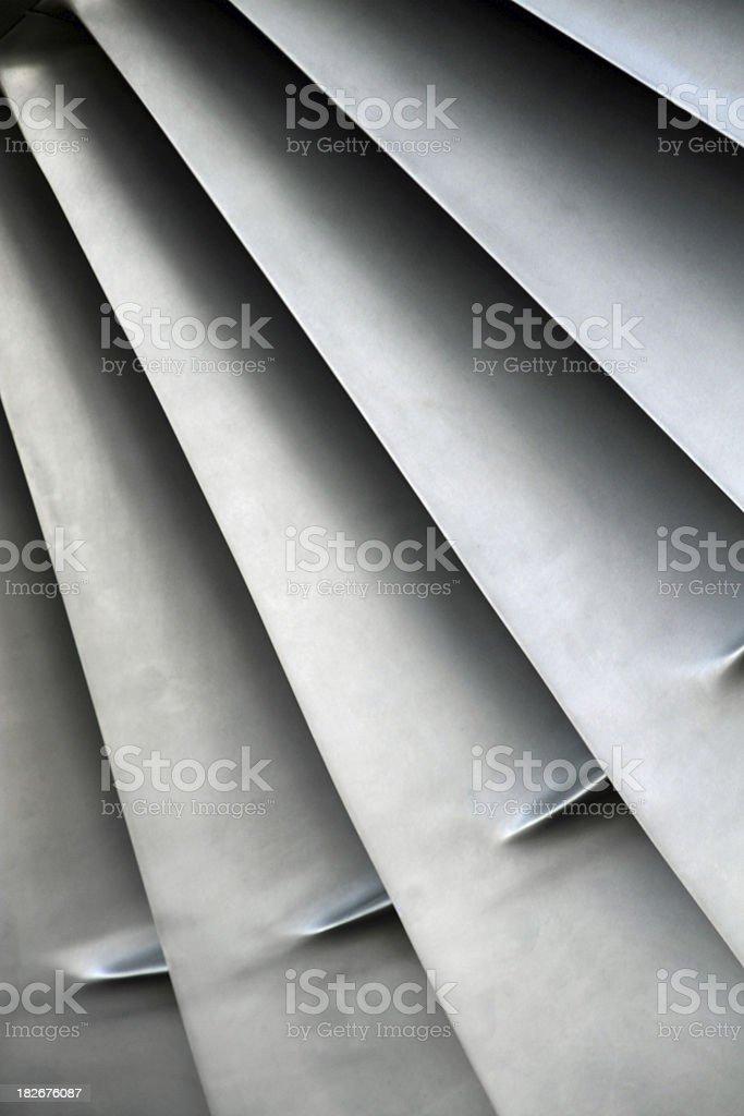 Hanging Blades stock photo