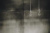 hanging of hook