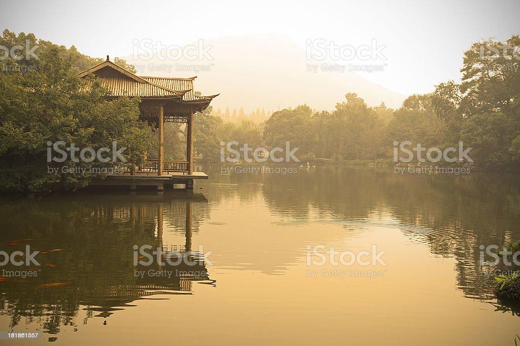 Hangzhou royalty-free stock photo