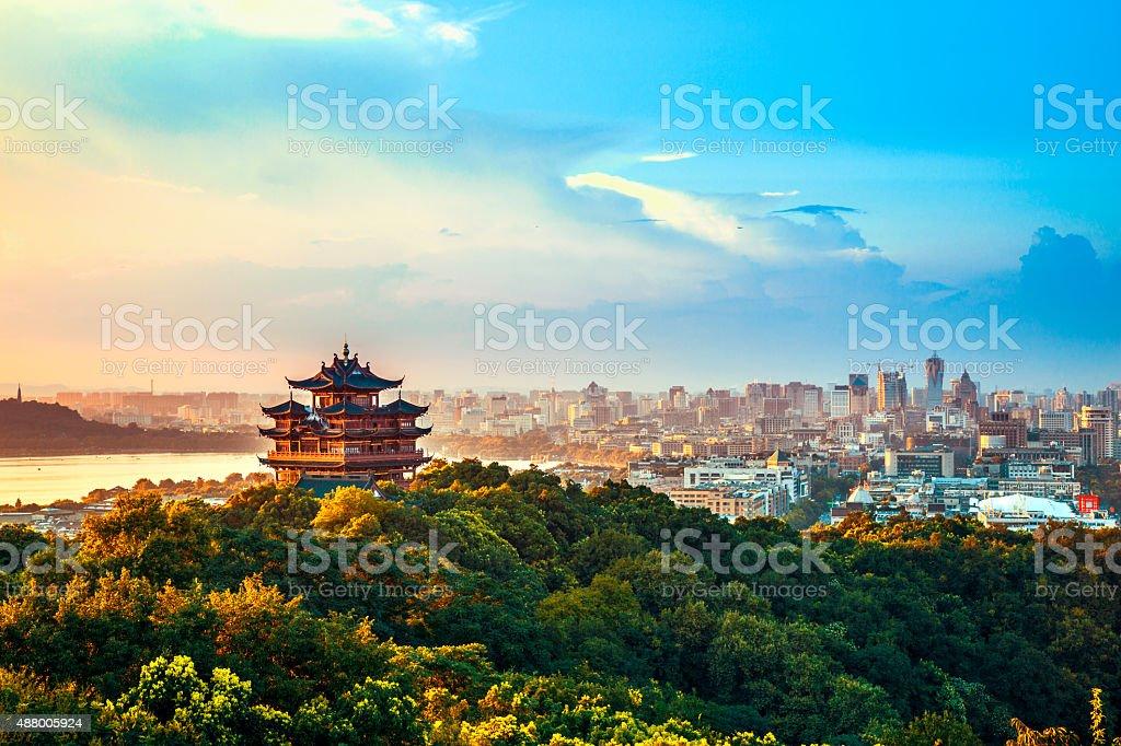 Hangzhou stock photo