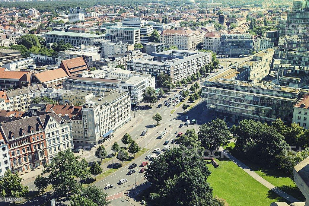 Hannover, Germany stock photo