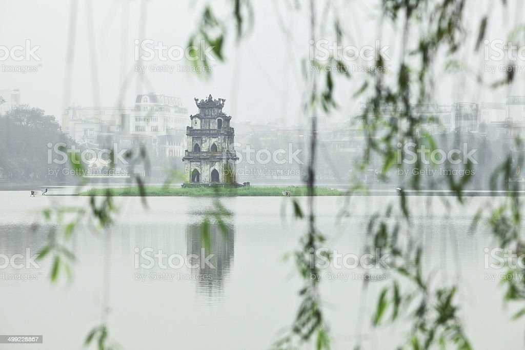 Hanoi - Vietnam Capital stock photo