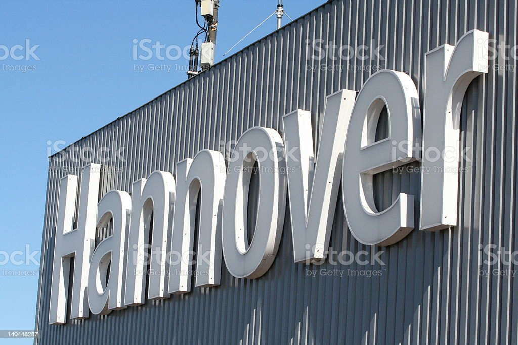 Hannover royalty-free stock photo