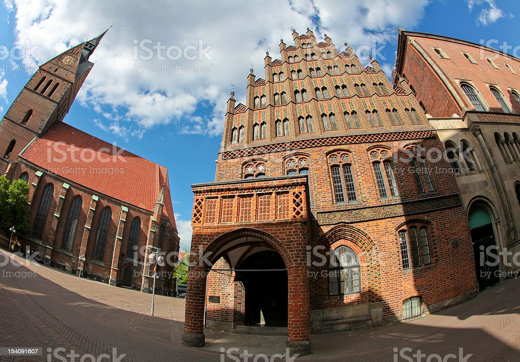 Hannover stock photo