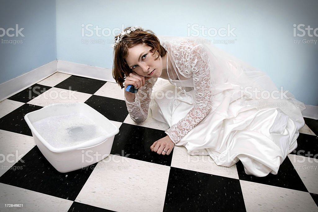 Happily Ever After royalty-free stock photo