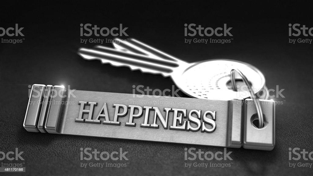 Concept de bonheur photo libre de droits