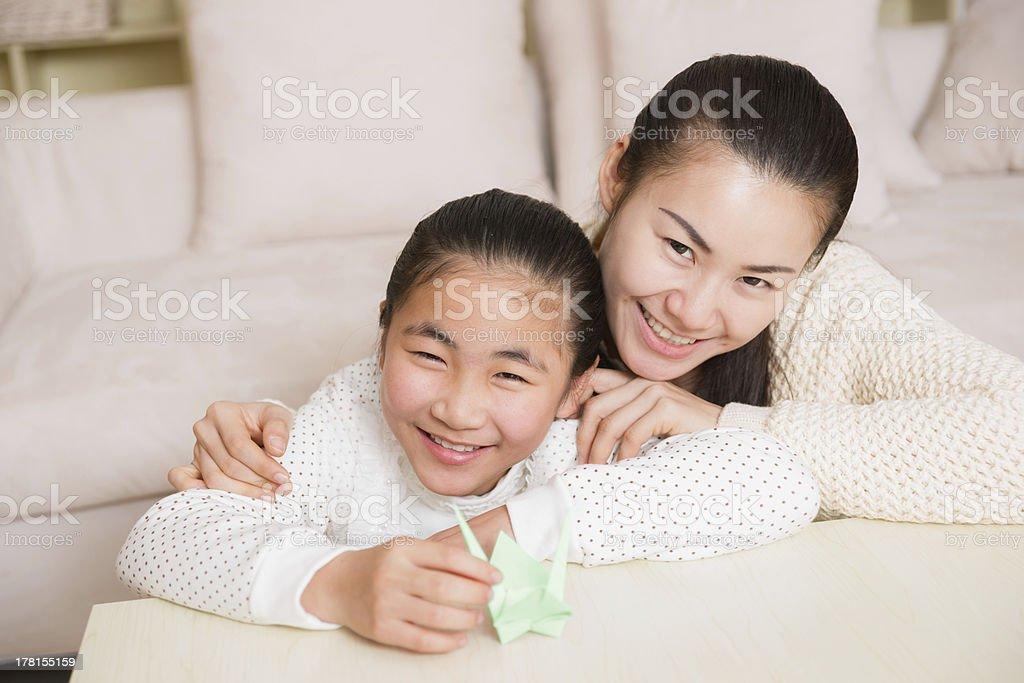 happiness family royalty-free stock photo