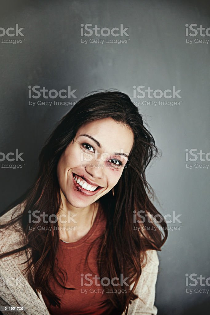 Happiness is a choice stock photo