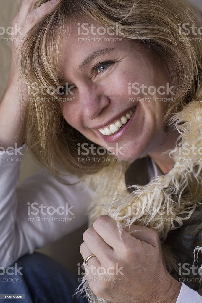 Happiness Is royalty-free stock photo