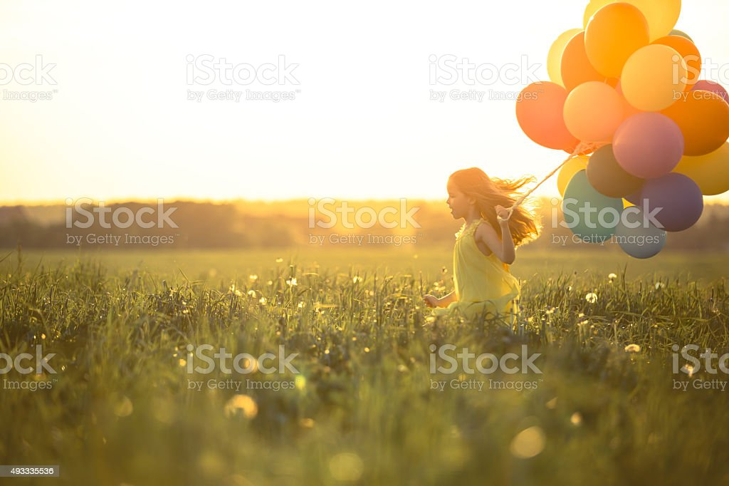Happiness stock photo