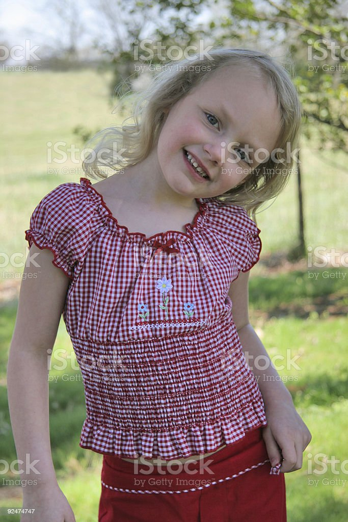 Happiness. royalty-free stock photo
