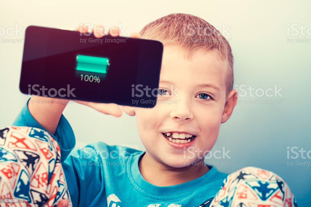 Happiness takes so little stock photo