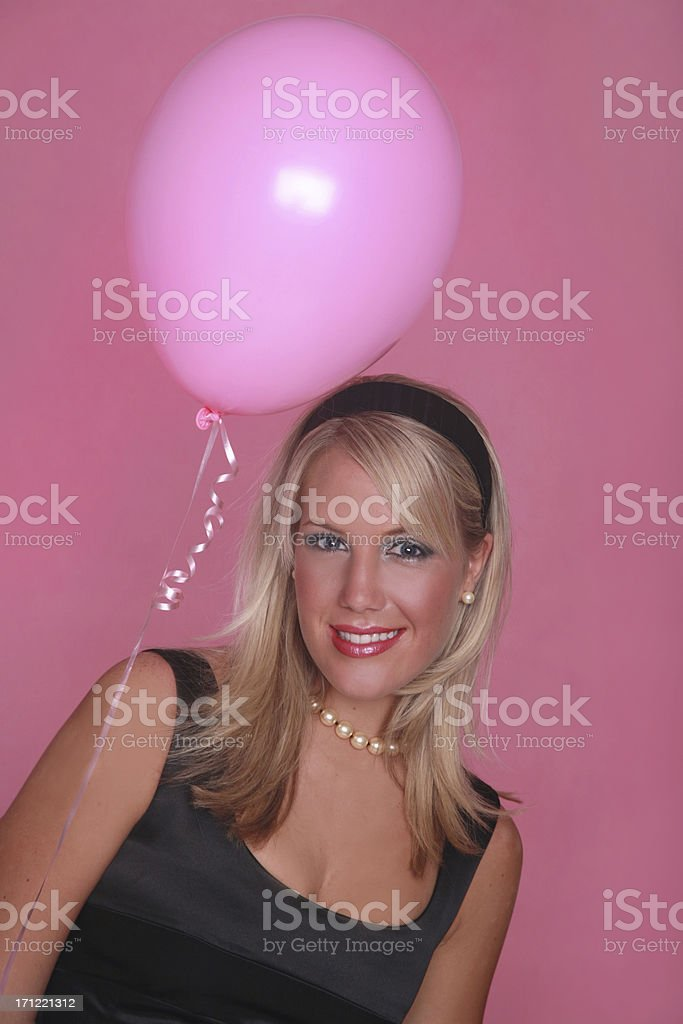 Happy And Beautiful stock photo