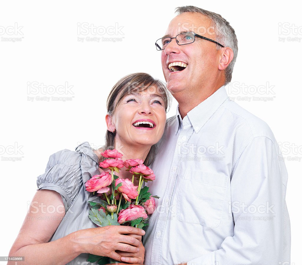 Happy Anniversary! stock photo