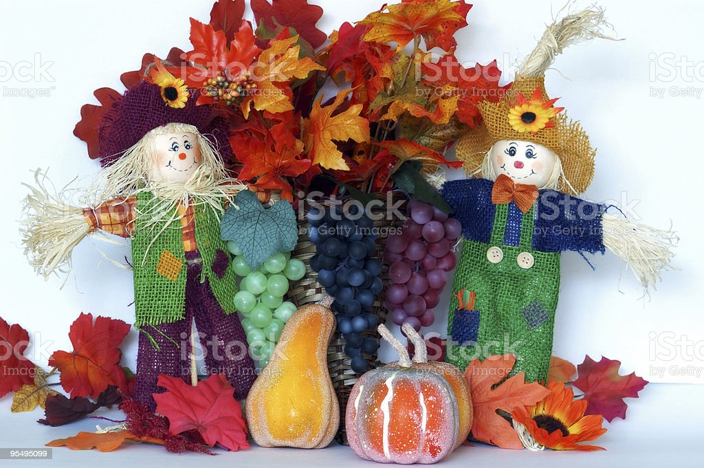 Happy Autumn 4662 royalty-free stock photo