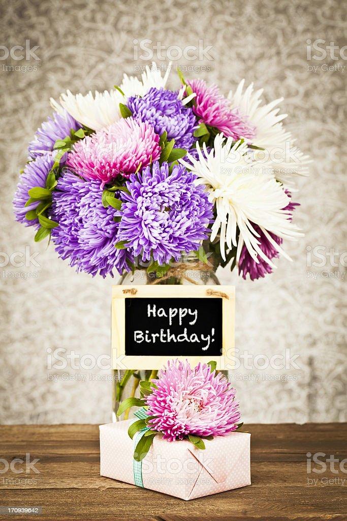 Happy Birthday! stock photo