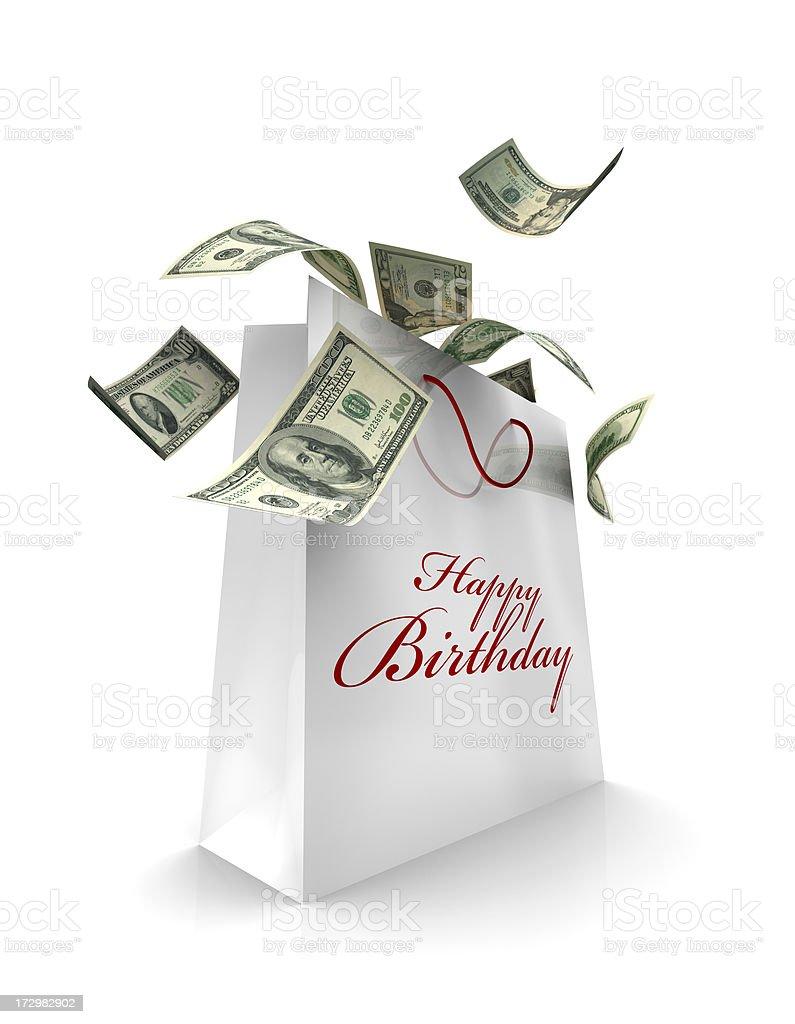 Happy Birthday! royalty-free stock photo