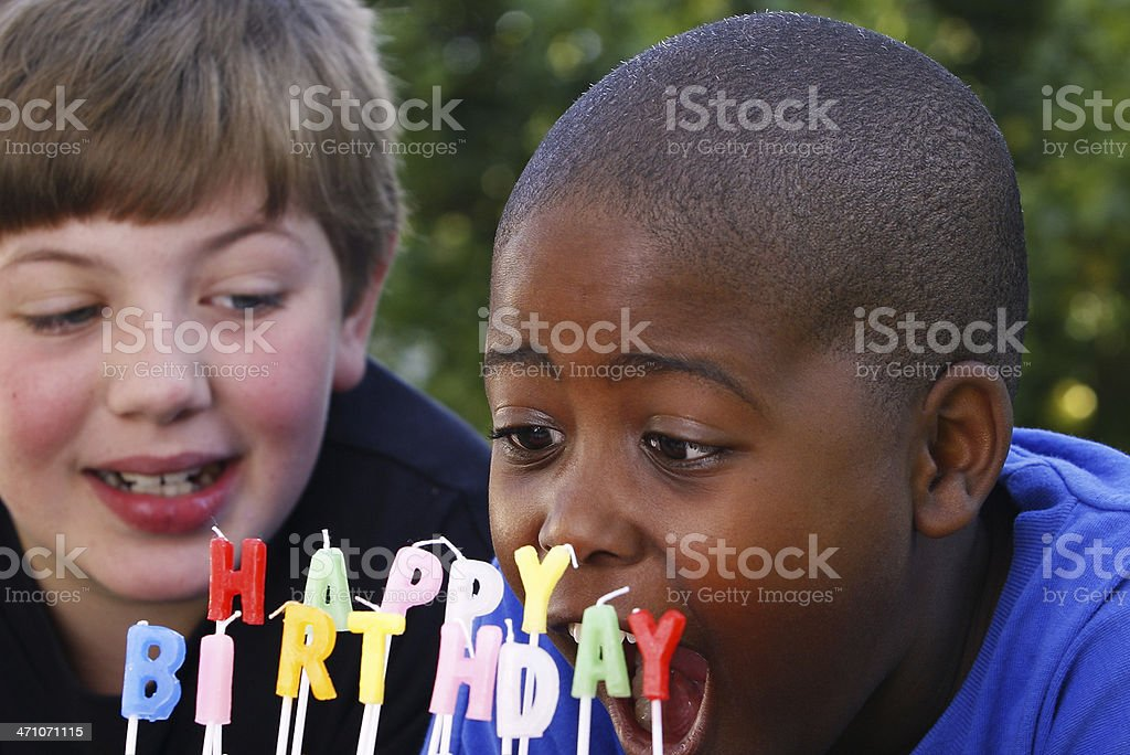 Happy Birthday royalty-free stock photo