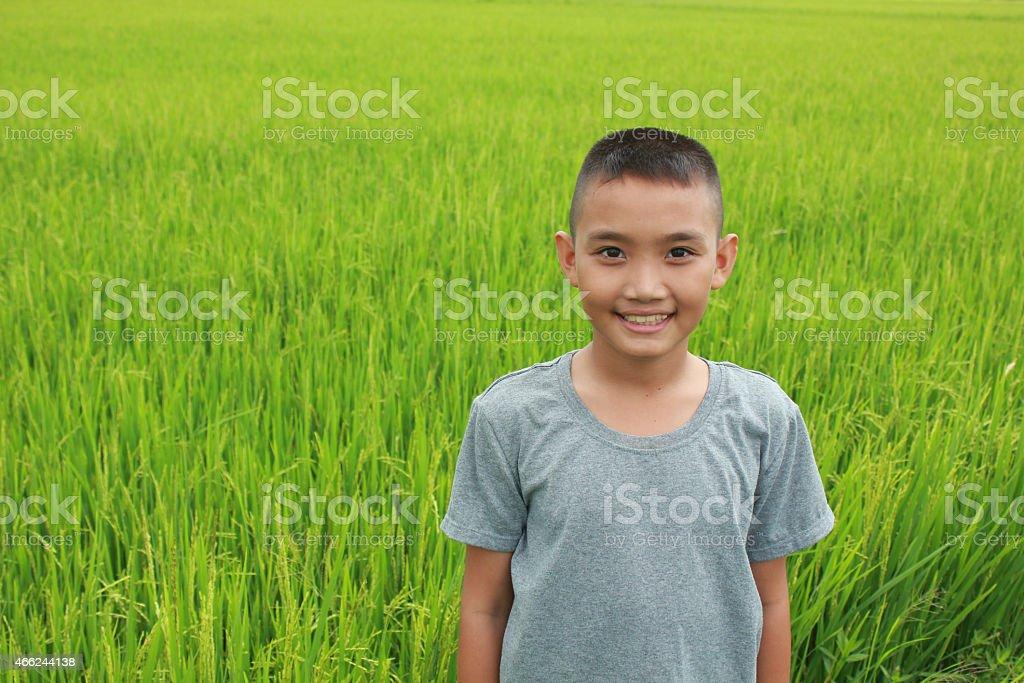 Happy Junge Lizenzfreies stock-foto