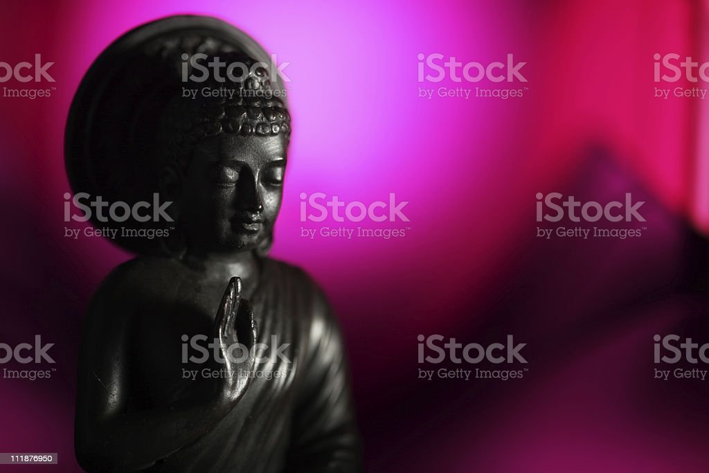 Happy Buddha Guy royalty-free stock photo