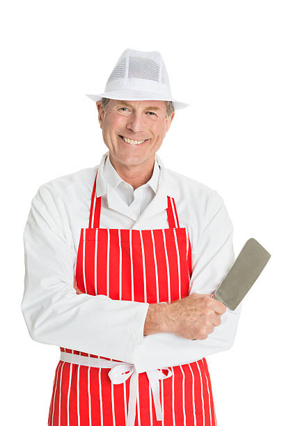 Image result for happy butcher