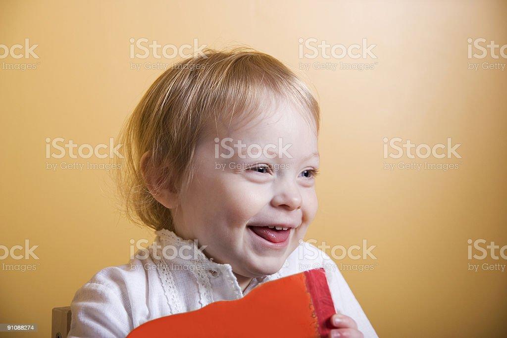 Happy Child royalty-free stock photo