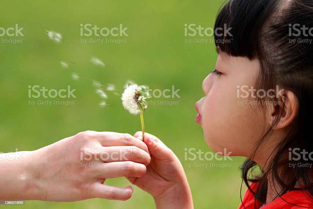 happy childhood royalty-free stock photo