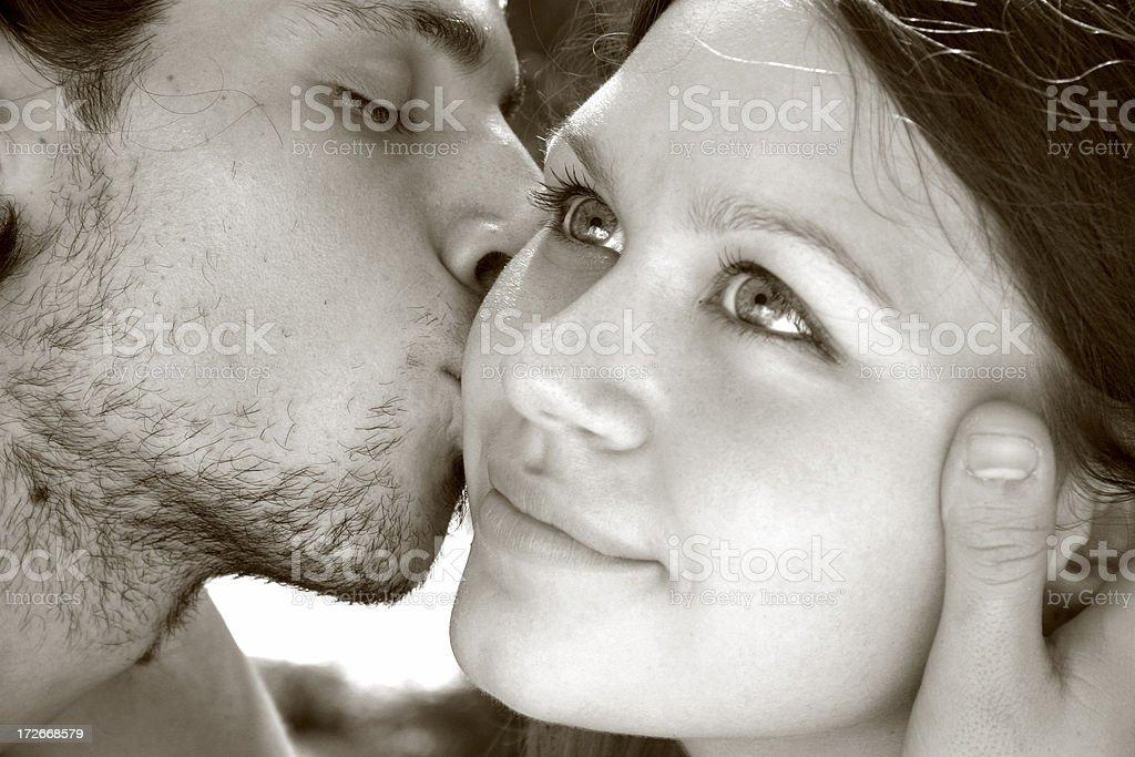 Happy couple 16 royalty-free stock photo