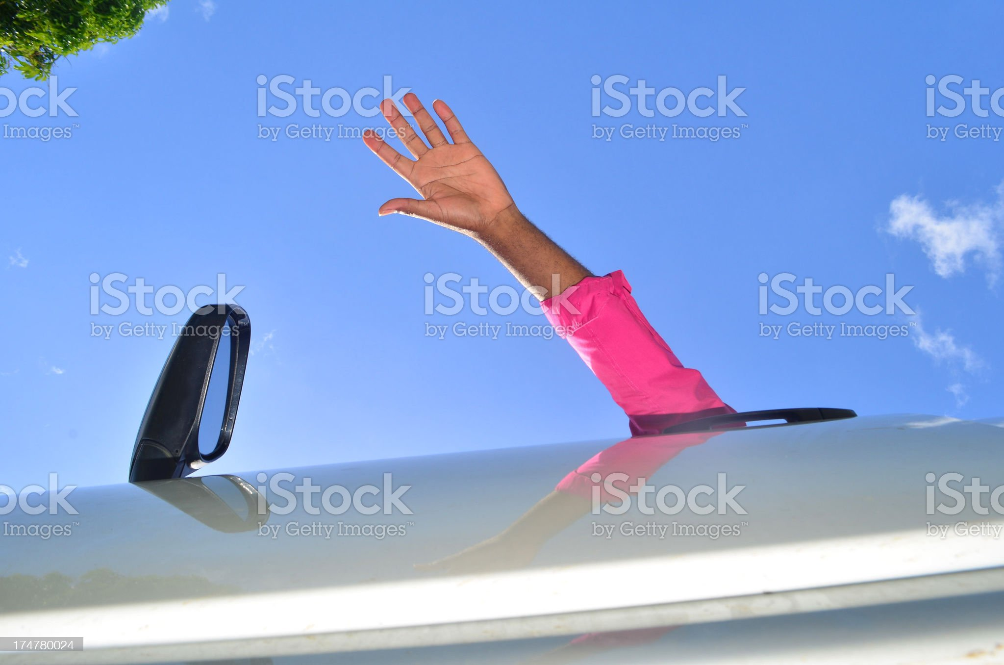 happy driving driver outdoors royalty-free stock photo