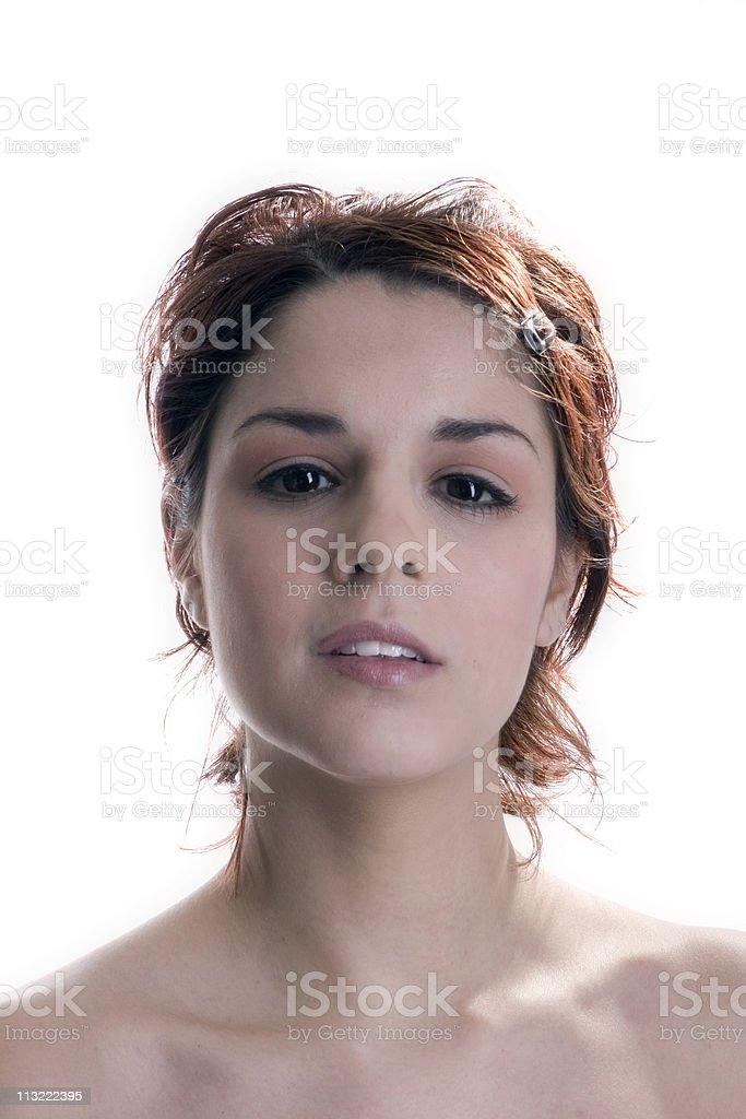 happy face royalty-free stock photo