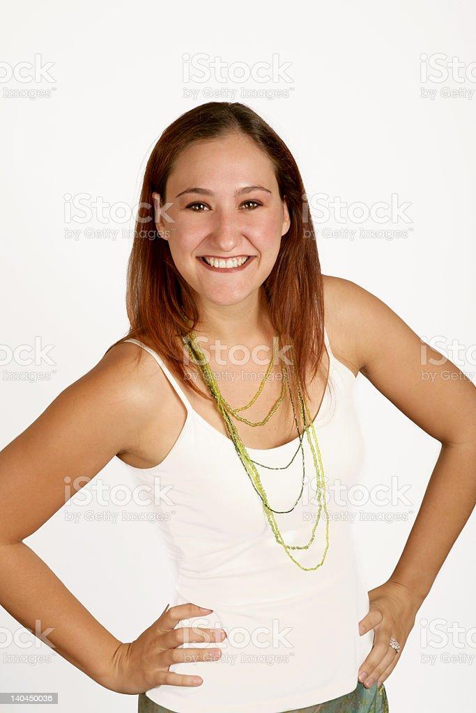 Happy Face stock photo