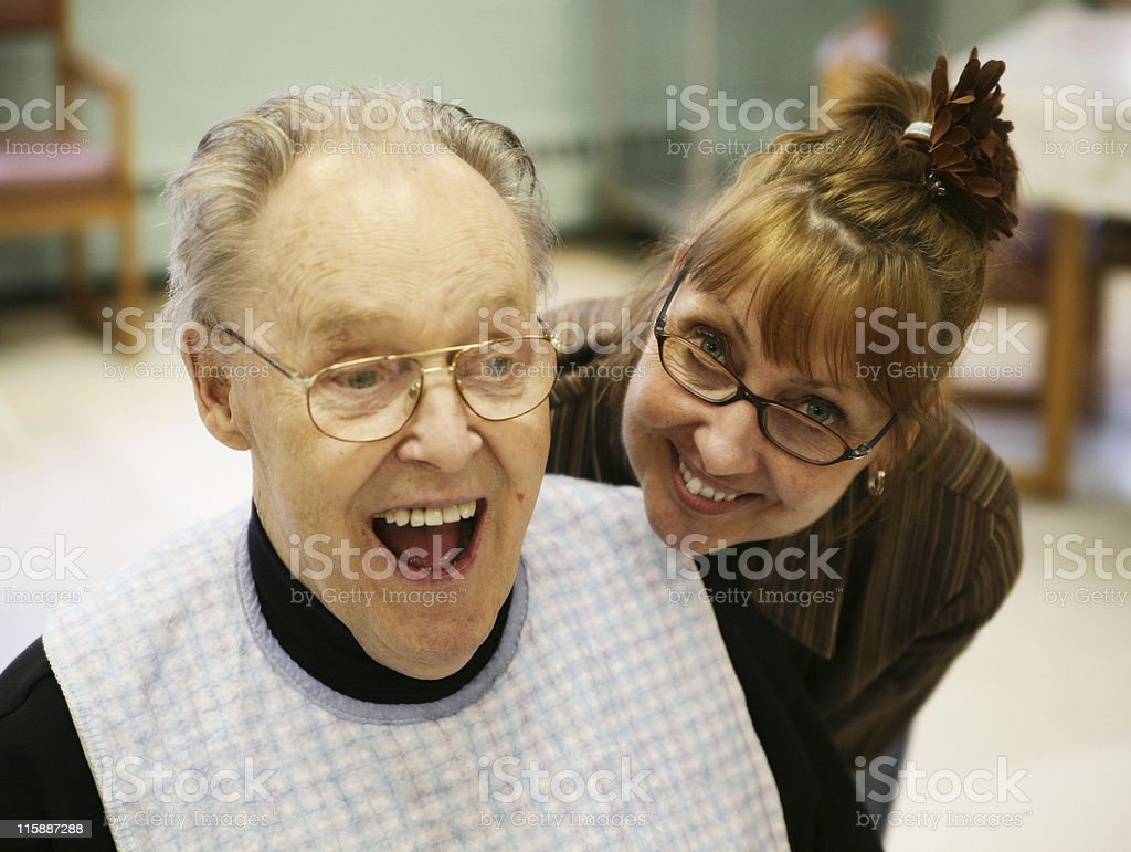 Happy Father royalty-free stock photo