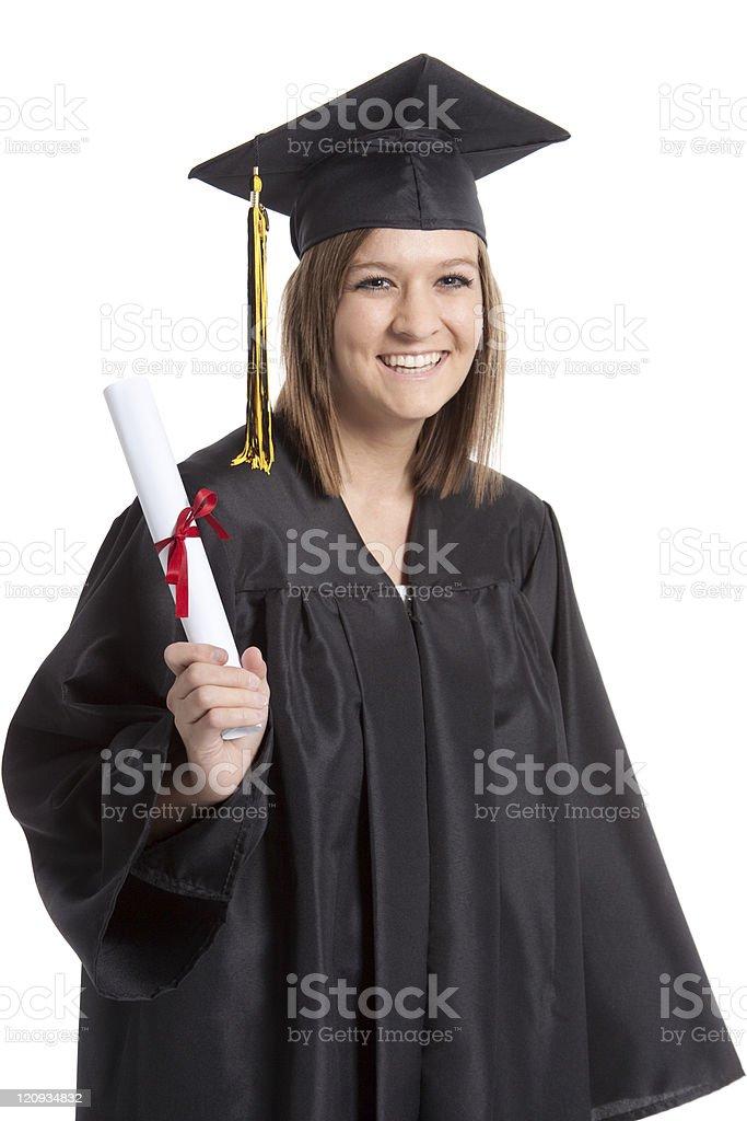Glücklich Absolventen – Foto