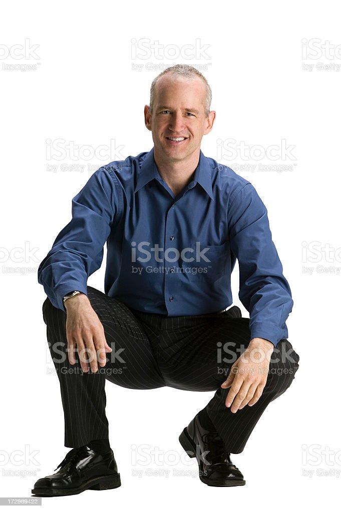 Happy Guy royalty-free stock photo