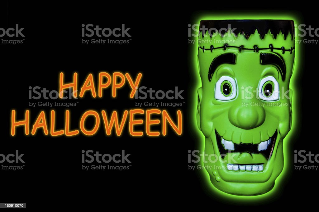 Happy Halloween royalty-free stock photo