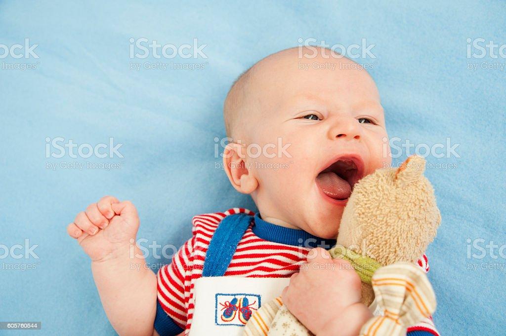 Happy, happy, happy stock photo