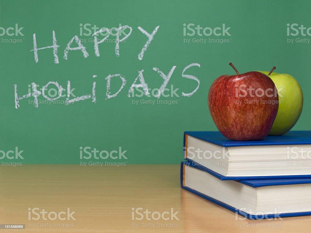 Happy holidays royalty-free stock photo