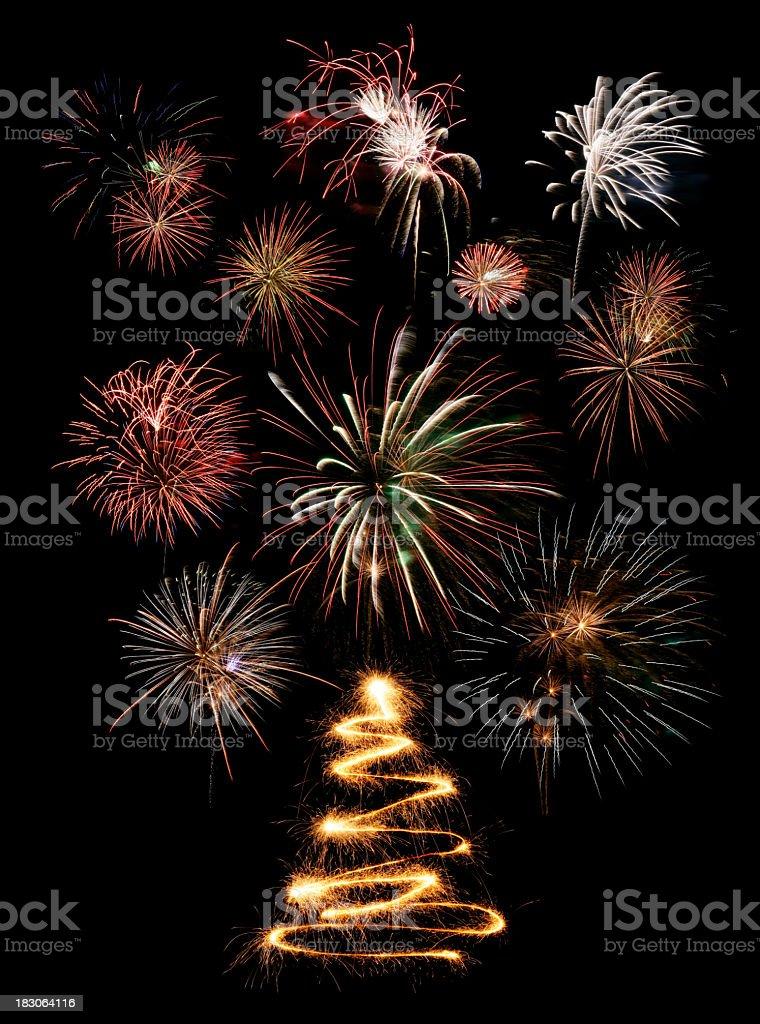 Happy holidays!!! royalty-free stock photo