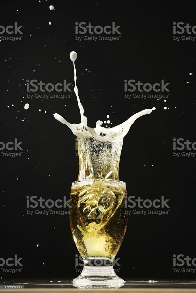 Happy Hour royalty-free stock photo