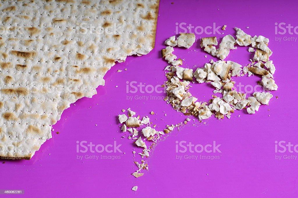 Happy jewish passover royalty-free stock photo