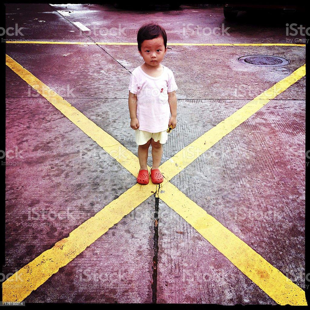 Happy Kid royalty-free stock photo