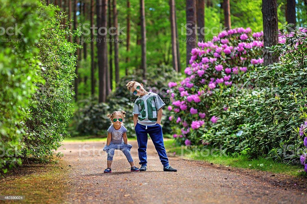 happy lifestyle kids royalty-free stock photo