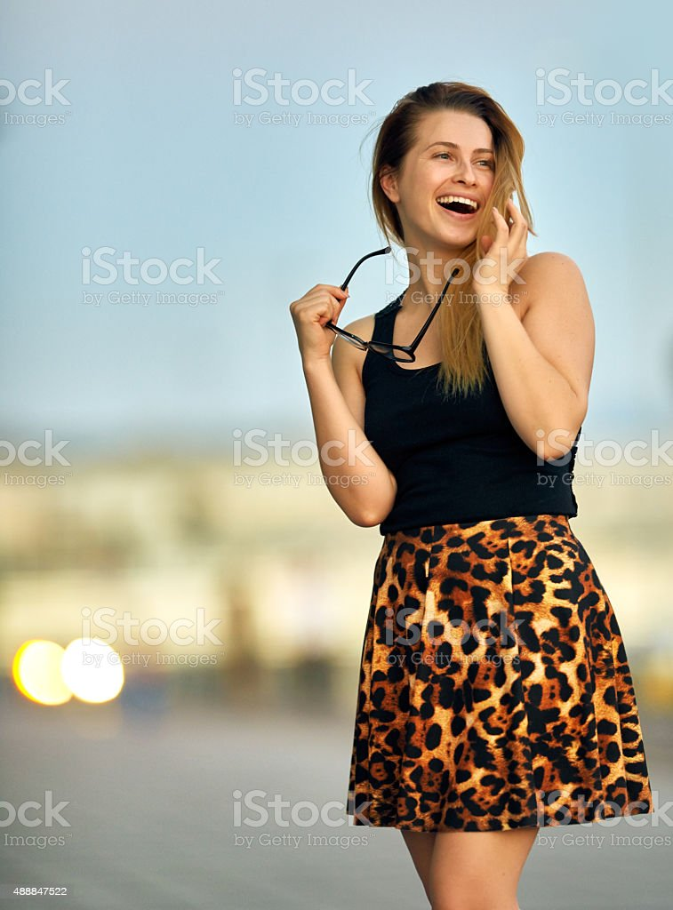 happy lifestyle stock photo