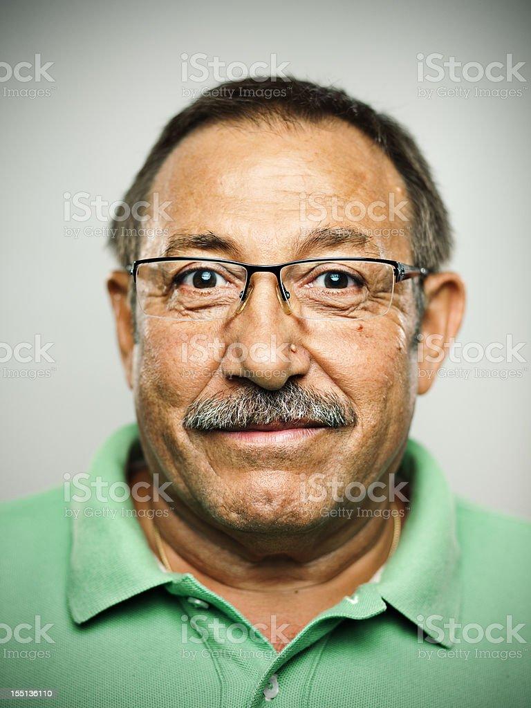 Happy man. stock photo