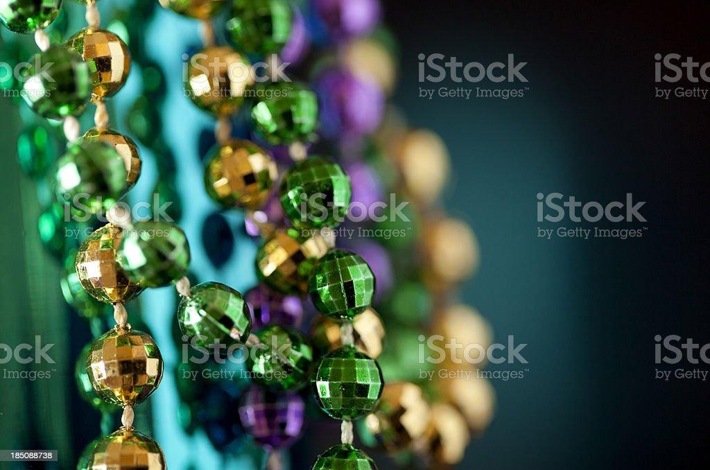Happy Mardi Gras stock photo