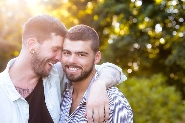 Gay Man Little Boys Men Male Pictures, Images and Stock