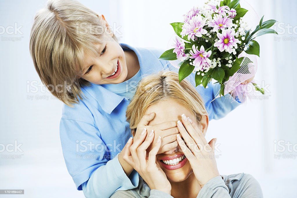 Happy Mothers day! royalty-free stock photo